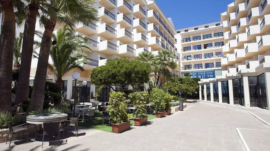 Fasad Hotell Cap Negret Altea, Alicante