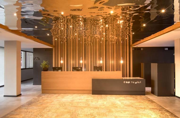 Lobby Hotell Cap Negret Altea, Alicante