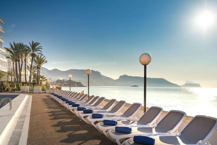 Simbassäng Hotell Cap Negret Altea, Alicante