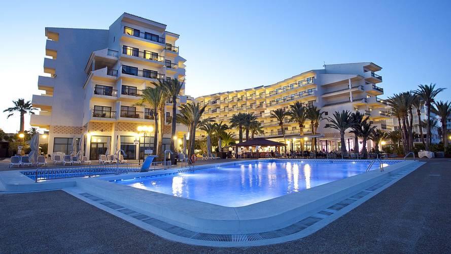 Utomhus Hotell Cap Negret Altea, Alicante