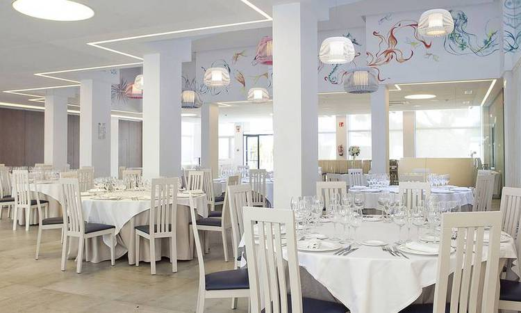 RUMMET MASCARAT Hotell Cap Negret Altea, Alicante