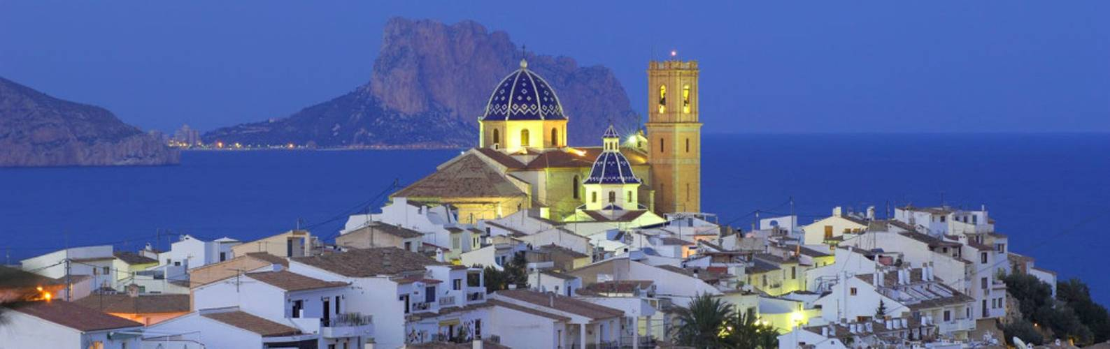 None Hotell Cap Negret Altea, Alicante