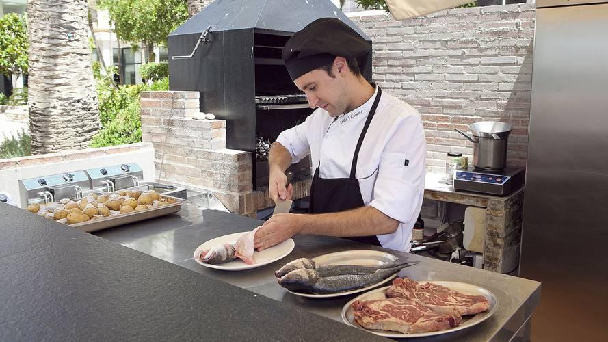 Restaurang Hotell Cap Negret Altea, Alicante