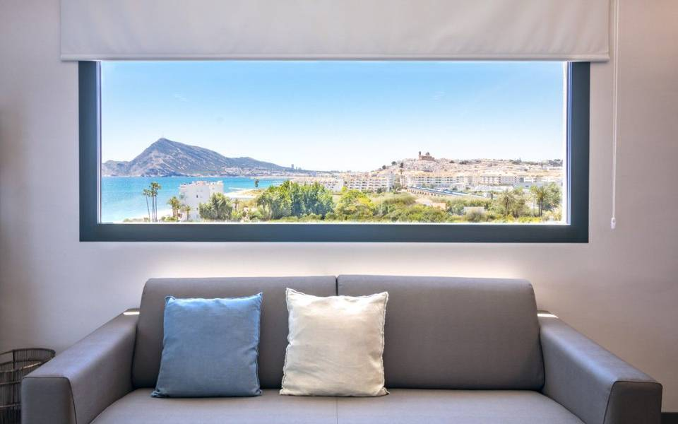 ALTEA JUNIORSVIT Hotell Cap Negret Altea, Alicante