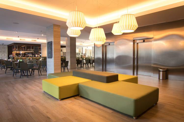 Gemensamma områden Hotell Cap Negret Altea, Alicante