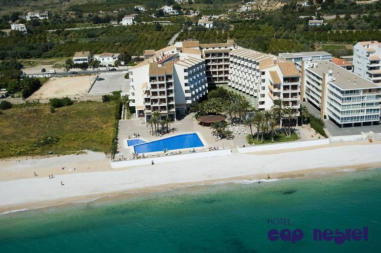 Panoramautsikt Hotell Cap Negret Altea, Alicante