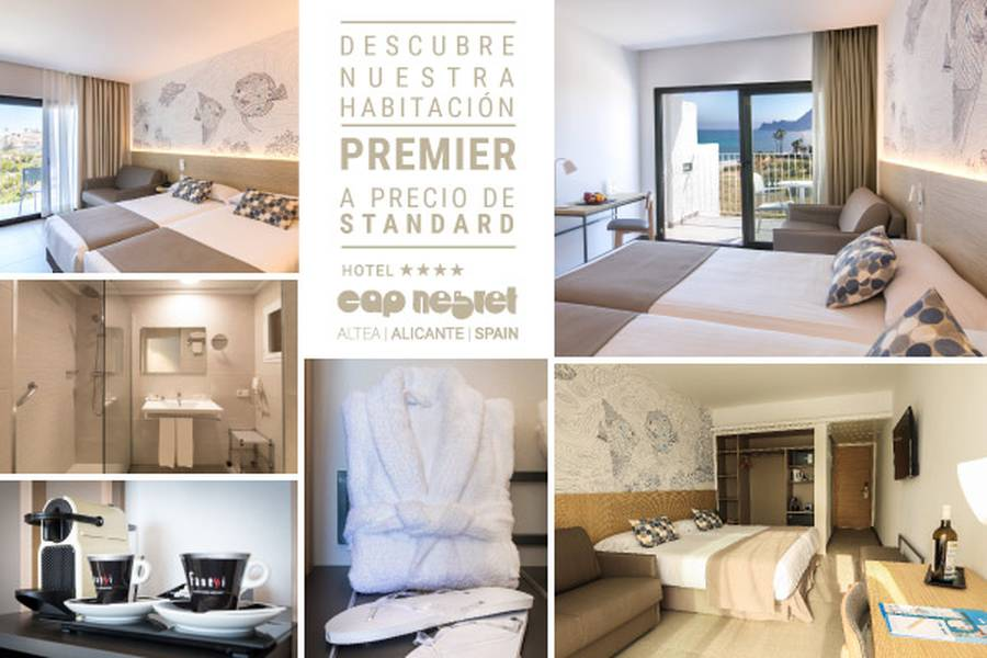 Premiere for Standard price Hotel Cap Negret Altea, Alicante