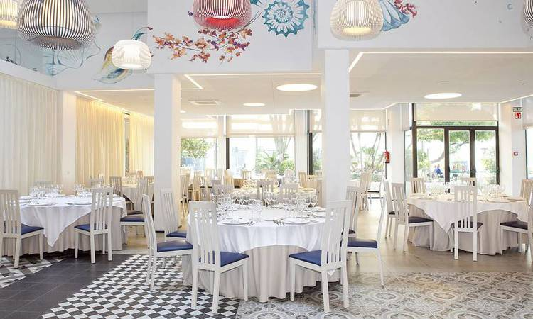RUMMET MEDITERRÁNEO Hotell Cap Negret Altea, Alicante